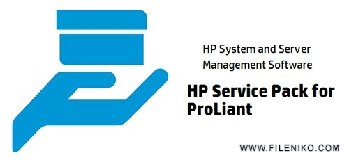 HP Service Pack for ProLiant 500x230 - دانلود HP Service Pack for ProLiant Version 2018.11.0