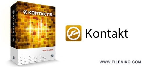 Kontakt 500x230 - دانلود نرم افزار کنتاکت Kontakt 6.0.4   نرم افزار آهنگسازی