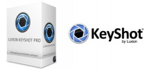 Luxion KeyShot Pro 222x100 - دانلود Luxion KeyShot Pro 8.0.247 x64 رندر مدل های 3 بعدی