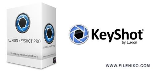 Luxion KeyShot Pro 500x230 - دانلود Luxion KeyShot Pro 8.0.247 x64 رندر مدل های 3 بعدی