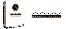 Maxwell Render 222x100 - دانلود NextLimit Maxwell Render Software Pack 4.1.1.1  موتور رندر قدرتمند به همراه پلاگین ها
