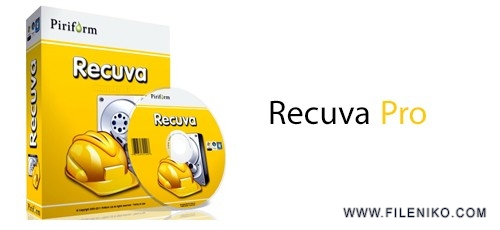 Recuva Pro 500x230 - دانلود Recuva Pro / Technician / Business 1.53.1087  بازیابی اطلاعات حذف شده