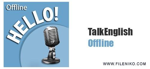 TalkEnglish Offline 500x230 - دانلود TalkEnglish Offline 2.0.7 نرم افزار ارزشمند و گرانقیمت آموزش گفتگوی انگلیسی + دیتا کاملا رایگان
