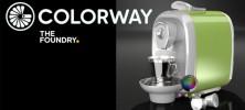 The Foundry Colorway 222x100 - دانلود The Foundry Colorway 2.1.v2 بدست آوردن رنگ دلخواه در پروژه