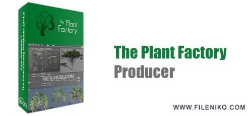 The Plant Factory Producer 500x230 - دانلود The Plant Factory Producer 2014.5 Build 1500416 ساخت مناظر زیبا و واقع گرایانه