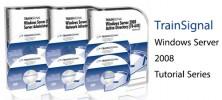 TrainSignal Windows Server 2008 Tutorial Series 222x100 - دانلود TrainSignal Windows Server 2008 Tutorial Series  دوره های آموزشی ویندوز سرور 2008