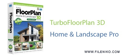 TurboFloorPlan 3D Home Landscape Pro 500x230 - دانلود TurboFloorPlan 3D Home & Landscape Pro 17.5 طراحی 3 بعدی دکوراسیون منازل