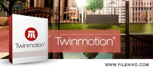 Twinmotion Professional Edition 500x230 - دانلود Twinmotion Pro Edition 2019.0.15900 x64  ایجاد سریع مدل دیجیتالی از پروژه معماری