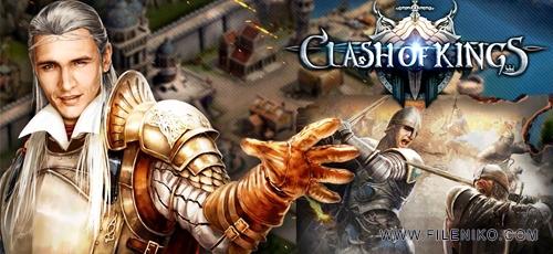 دانلود Clash of Kings v3.1.0  بازی آنلاین نبرد پادشاهان اندروید