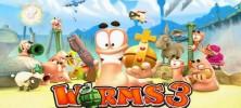 Worms 31 222x100 - دانلود Worms3 v 2.04 بازی جنگ کرم ها 3 برای اندروید به همراه دیتا