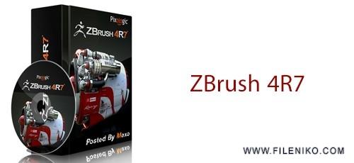ZBrush 4R7 500x230 - دانلود Pixologic ZBrush 2019.1.2 نرم افزار ساخت انیمیشن های 3 بعدی