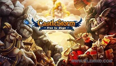 castlestorm free to siege 406x230 - دانلود CastleStorm – Free to Siege 1.72 بازی استراتژیک اندروید به همراه دیتا و نسخه مود شده