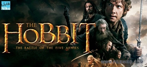 hobbit5armies 500x230 - فیلم سینمایی The Hobbit: The Battle of the Five Armies 2014