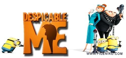 me 500x230 - دانلود انیمیشن Despicable Me من نفرتانگیز دوبله فارسی + زبان اصلی
