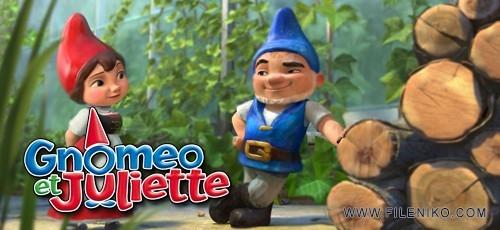 nomeo 500x230 - دانلود انیمیشن Gnomeo & Juliet نومئو و ژولیت دوبله فارسی+زبان اصلی