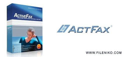 ActiveFax Server - دانلود ActiveFax Server 6.80 Build 0301 مدیریت و ارسال فکس