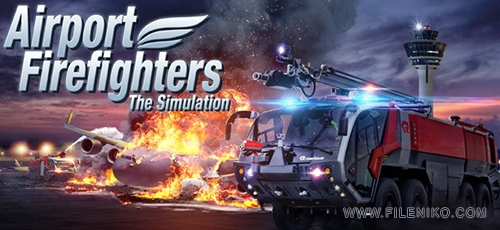 Airport Firefighters game - دانلود بازی Airport Firefighters برای PC