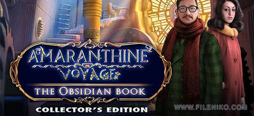 Amaranthine Voyage The Obsidian Book - دانلود بازی Amaranthine Voyage  The Obsidian Book برای PC