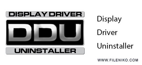 Display Driver Uninstaller - دانلود Display Driver Uninstaller 18.0.3.0 حذف کامل درایور کارت های گرافیک