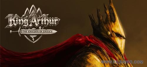 دانلود فصل اول کارتون King Arthur and The Knights of Justice پادشاه آرتور و شوالیه های عدالت