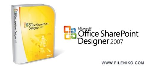 Microsoft SharePoint Designer 2007 - دانلود Microsoft SharePoint Designer 2007 SP3 x86  نرم افزار طراحی وب سایت