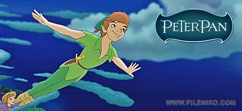 Peter Pan - دانلود انیمیشن Peter Pan پیتر پن همراه با دوبله فارسی