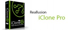 Reallusion iClone Pro 222x100 - دانلود Reallusion iClone Pro 7.61.3304.1 طراحی و ساخت انیمیشن 3 بعدی به همراه Resource Pack