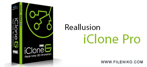 Reallusion iClone Pro - دانلود Reallusion iClone Pro 7.61.3304.1 طراحی و ساخت انیمیشن 3 بعدی به همراه Resource Pack