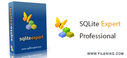 SQLite Expert Professional  - دانلود SQLite Expert Professional 5.3.4.463 مدیریت پایگاه داده ها