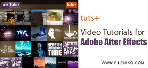Video Tutorials for Adobe After Effects1 - دانلود Tuts+ Video Tutorials for Adobe After Effects Vol 1-11 آرشیو کامل آموزش های افترافکت