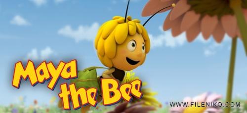 bee - دانلود انیمیشن Maya the Bee Movie 2014 با دوبله فارسی