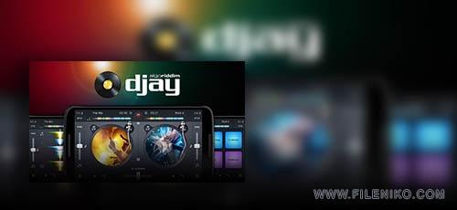 dJay 21 - دانلود Djay 2 v2.1 نرم افزار دی جی اندروید به همراه دیتا