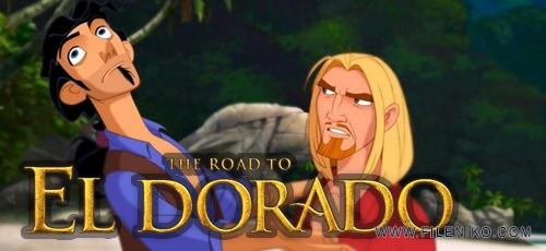 دانلود انیمیشن The Road to El Dorado 2000 به سوی الدورادو دوبله فارسی