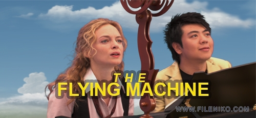 flying - دانلود انیمیشن The Flying Machine ماشین پرنده دوبله فارسی دوزبانه