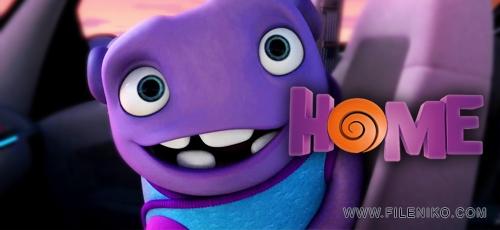 دانلود انیمیشن Home خانه دوبله فارسی دو زبانه