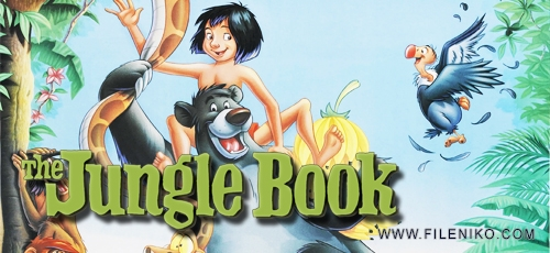 jungle - دانلود انیمیشن خاطره انگیز The Jungle Book کتاب جنگل دوبله فارسی دوزبانه