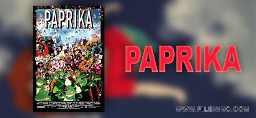 pap - دانلود انیمیشن Paprika 2006 با دوبله فارسی