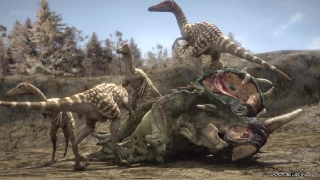 سیاره دایناسور (مستند)