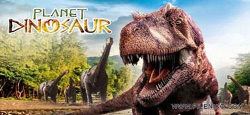 دانلود مستند  Planet Dinosaur 2011 سیاره دایناسور دوزبانه دوبله فارسی+انگلیسی