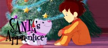 santas 222x100 - دانلود انیمیشن 2010 Santa's Apprentice شاگرد بابانوئل زبان اصلی