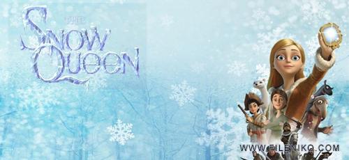 دانلود انیمیشن ملکه برفی Snow Queen 2012 با دوبله فارسی