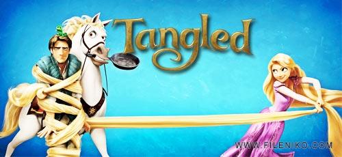 tan1 - دانلود انیمیشن Tangled گیسوکمند با دوبله فارسی