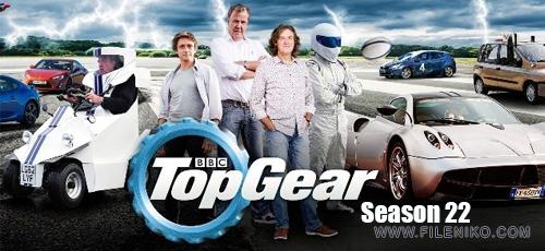 دانلود Top Gear Season 22  فصل 22 مستند تخت گاز