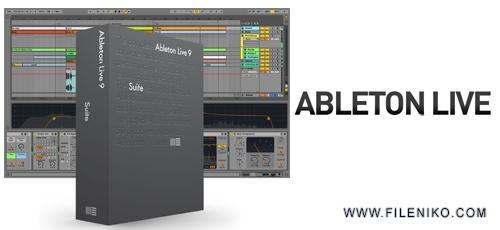 Ableton Live Suite - دانلود Ableton Live Suite 9.7.5 x86/x64 نرم افزار آهنگ سازی و میکس موزیک