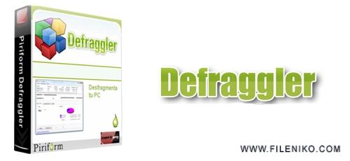 Defraggler - دانلود Defraggler Technician 2.22.995  نرم افزار یکپارچه سازی هارد