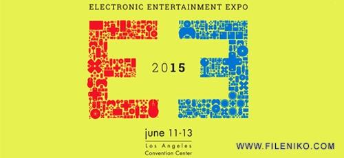E3 2015 - دانلود مراسم E3 2015 جشنواره بازی های کامپیوتری 2015 با کیفیت HD