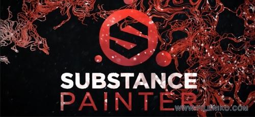 Substance Painter - دانلود Substance Painter 2018.2.3.2496 نرم افزار ایجاد نقاشی های 3 بعدی