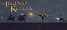The Legend of Korra 222x100 - دانلود انیمیشن زیبای افسانه ی کورا Avatar: The Legend of Korra فصل سوم با زیرنویس فارسی