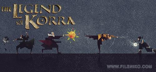 دانلود انیمیشن زیبای افسانه ی کورا Avatar: The Legend of Korra فصل اول با زیرنویس فارسی