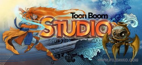 Toon Boom Studio - دانلود Toon Boom Studio 8.1 نرم افزار ساخت انیمیشن های 2 بعدی
